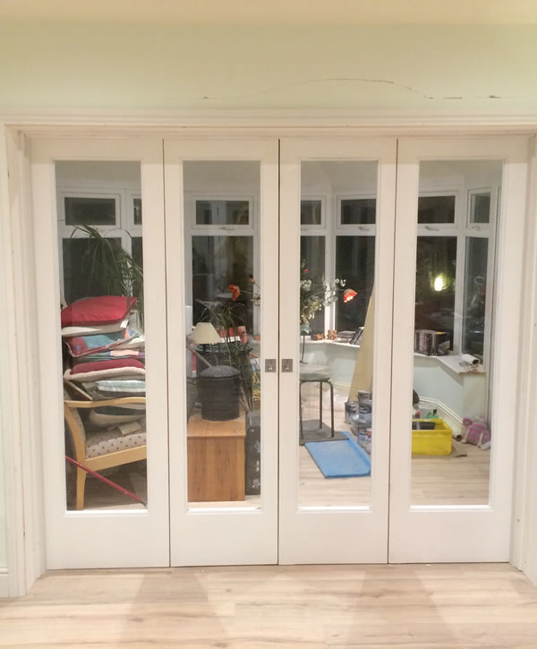 bi folding doors bifolding doors dublin ireland woodstyle ie