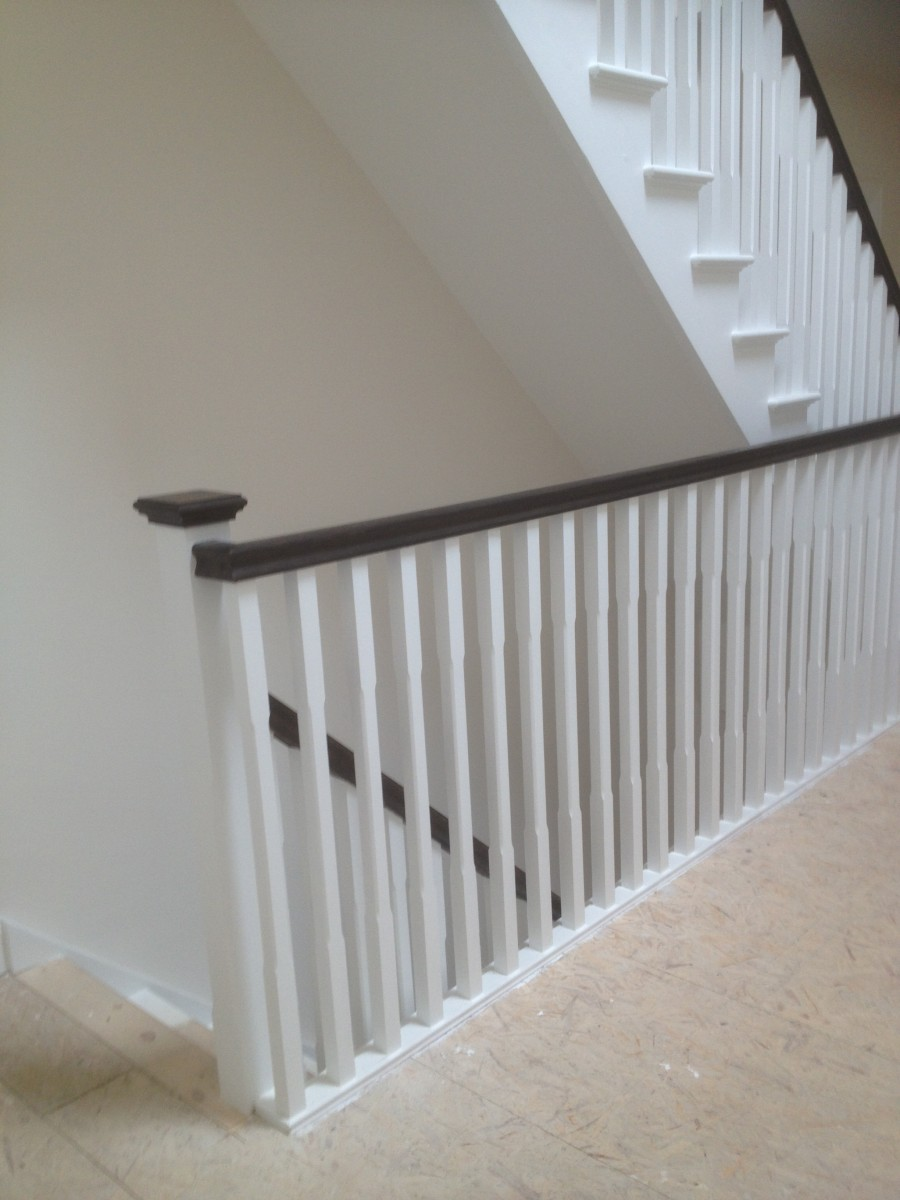 Banisters Banister Dublin Bannisters Ireland Woodstyle Ie